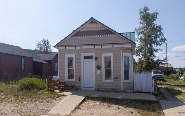415 E 5th Street LEADVILLE, CO 80461