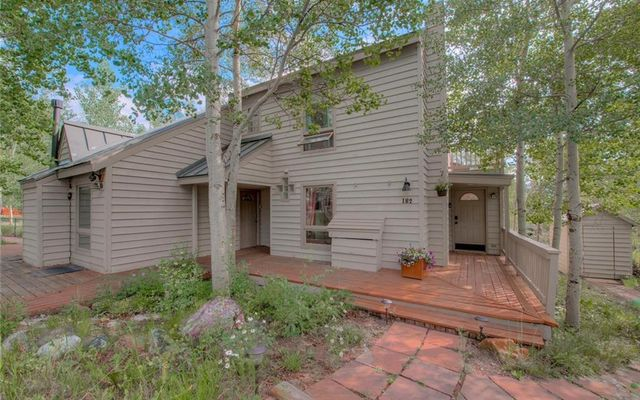 182 North Side Circle SILVERTHORNE, CO 80498