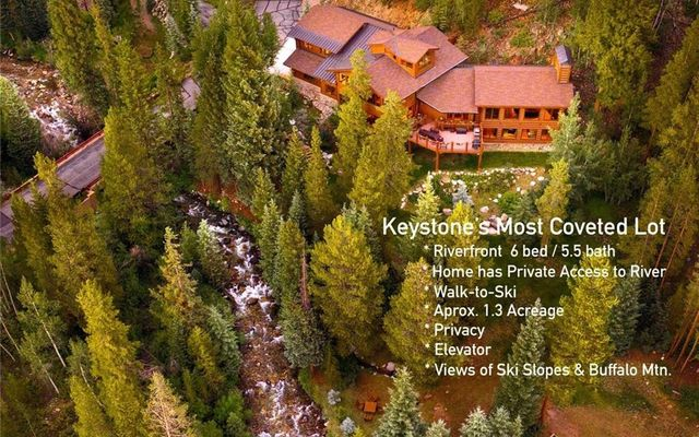 110 North Fork Road KEYSTONE, CO 80435