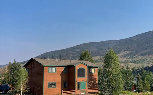 80 Cove Blvd #101 DILLON, CO 80435