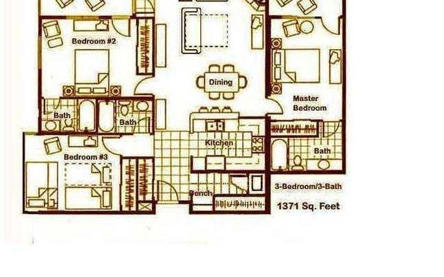 Tyra Iv Riverbend Lodge Condo 207  - photo 21