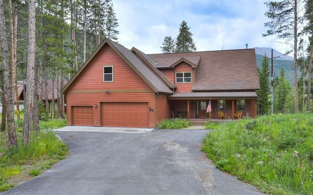 80 Blue Rock Drive BRECKENRIDGE, CO 80424