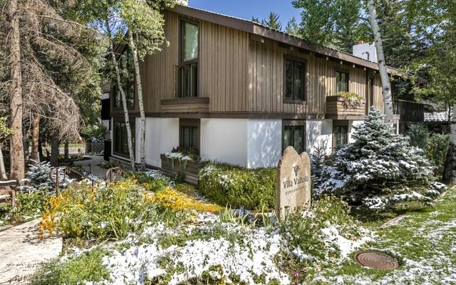 384 Gore Creek #12 Vail, CO 81657