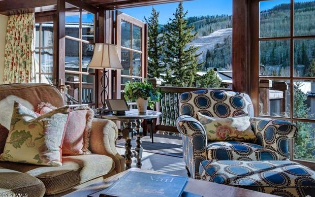 1 Willow Bridge Road #22 Vail, CO 81657