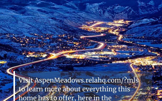 292 Aspen Meadows Road - photo 37
