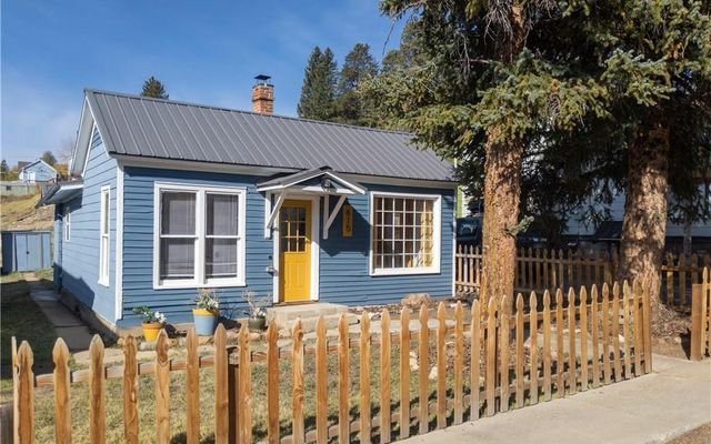 615 Spruce Street LEADVILLE, CO 80461