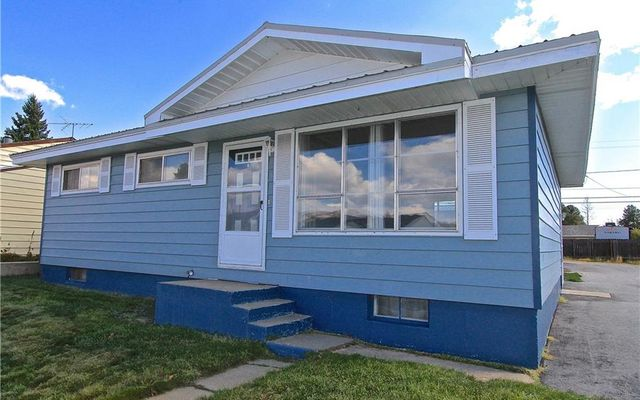 607 W 7th Street LEADVILLE, CO 80461