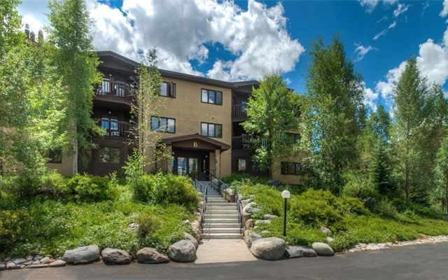 290 Broken Lance Drive B-102 BRECKENRIDGE, CO 80424