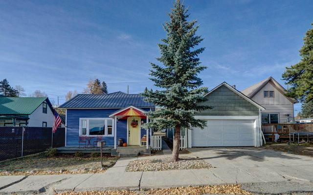 322 6th Street Leadville, CO 80461