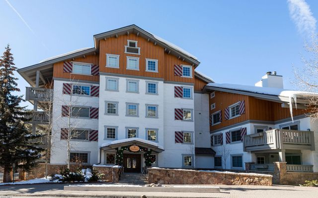 9 Vail Road 1G Vail, CO 81657