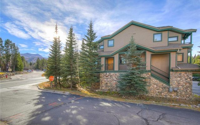 260 SKI HILL Road #5 BRECKENRIDGE, CO 80424