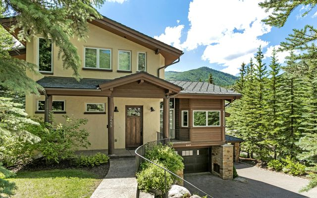 1455 Greenhill Court East half Vail, CO 81657