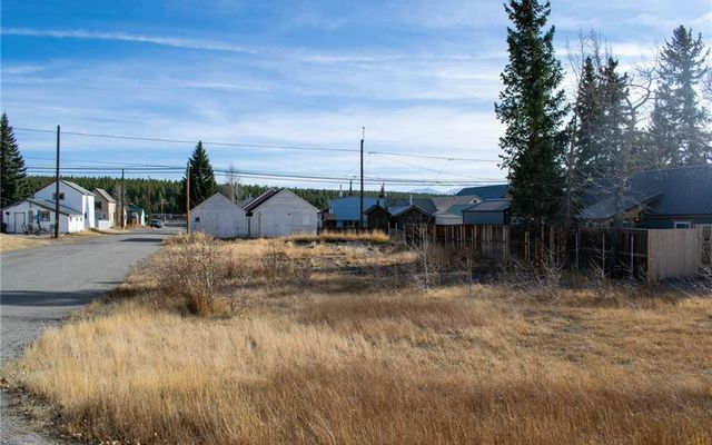 501 W 2nd Street LEADVILLE, CO 80461