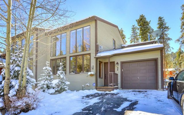 98 Tomahawk Lane BRECKENRIDGE, CO 80424