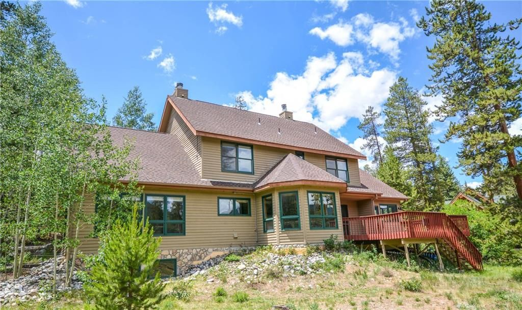 114 YARROW LANE KEYSTONE, Colorado 80435