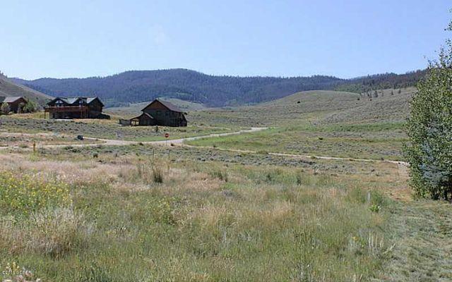 0 E Moffat AVENUE HOT SULPHUR, Colorado 80451