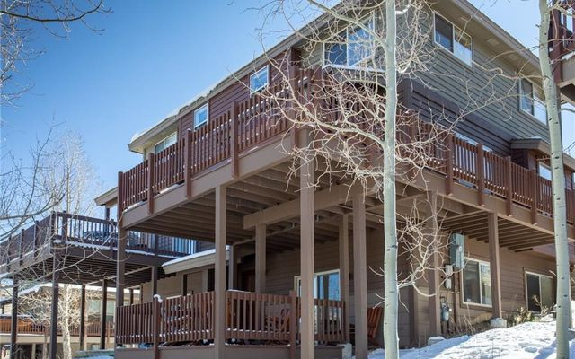 29 Twenty Grand Court #29 SILVERTHORNE, CO 80498