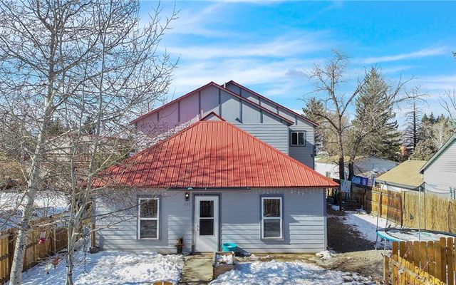 207 8th Street KREMMLING, CO 80459