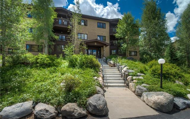 290 Broken Lance Drive B-101 BRECKENRIDGE, CO 80424