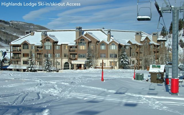 Highlands Lodge Condo r205 - photo 25