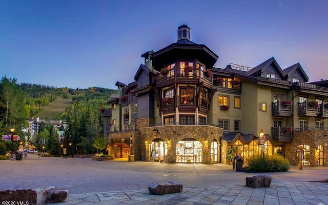 1 Willow Bridge Road #24 Vail, CO 81657