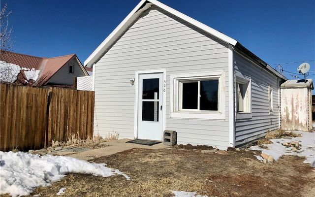 320 Chestnut Street LEADVILLE, CO 80461
