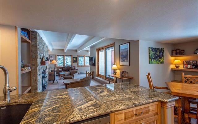 Lodge At Copper Mountain Condo 202 - photo 4