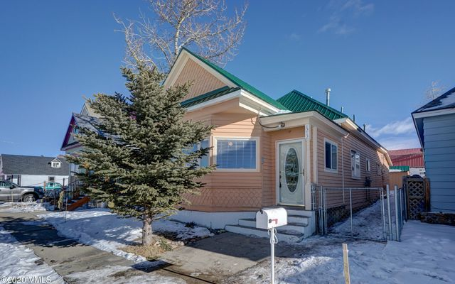1212 Harrison Avenue Leadville, CO 80461