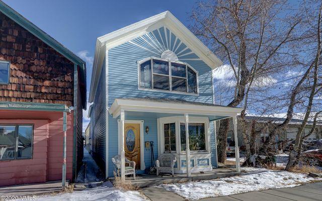 308 Poplar Street Leadville, CO 80461