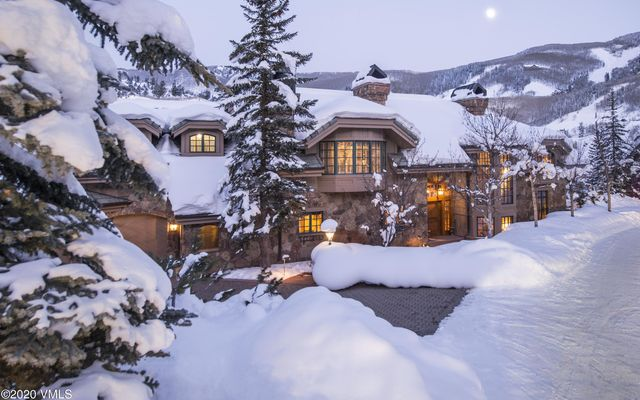 51 Chateau Lane Beaver Creek, CO 81620