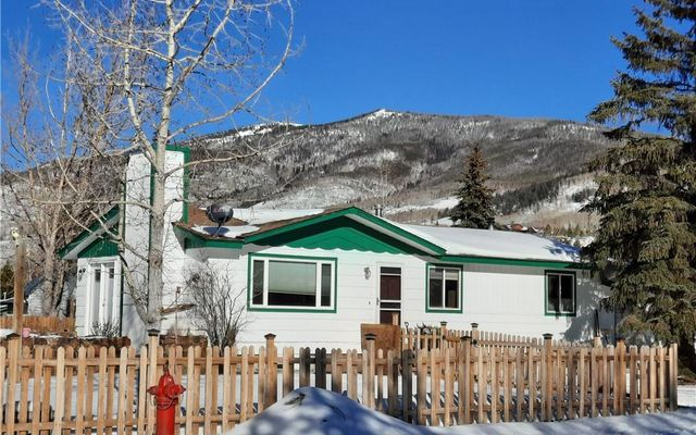 401 Cascade Circle SILVERTHORNE, CO 80498