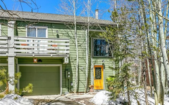 37 Hawn Drive FRISCO, CO 80443