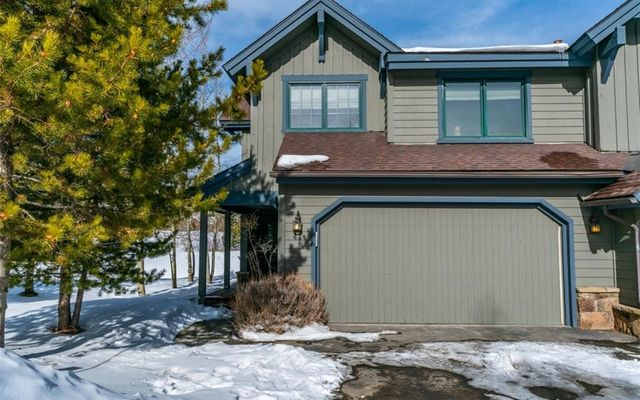 41 Chestnut Lane #41 BRECKENRIDGE, CO 80424