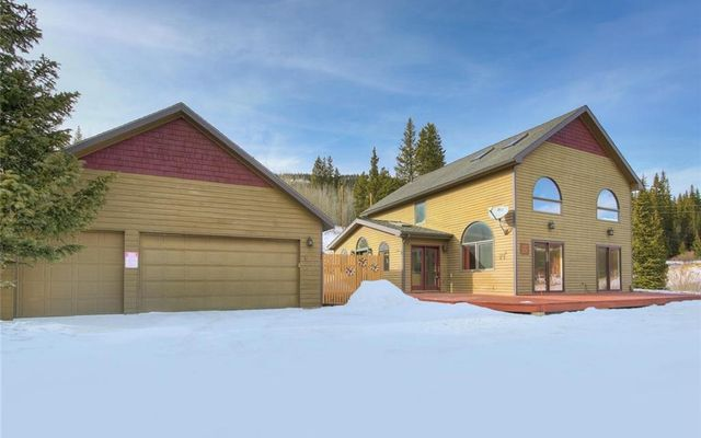 1881 River Drive ALMA, CO 80420