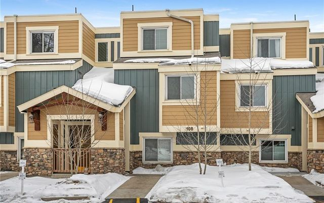 108 Summit Drive B14 SUMMIT COVE, CO 80435