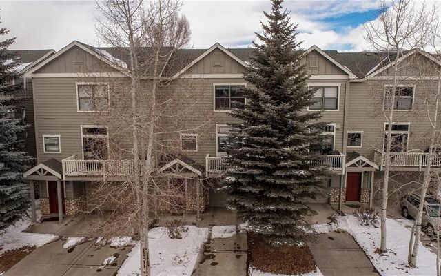 119 Creek Lane #119 SILVERTHORNE, CO 80498
