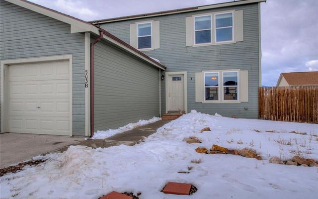 503 N 11th Street N B KREMMLING, CO 80459