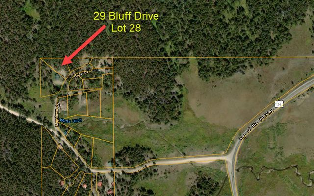29 Bluff Drive Leadville, CO 80461