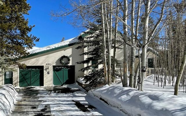 692 Silver Circle BRECKENRIDGE, CO 80424