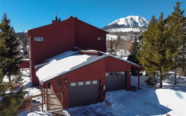 315 N Chipmunk Circle SILVERTHORNE, CO 80498