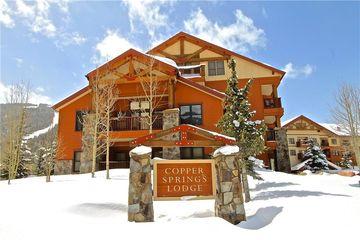 105 Wheeler Circle #425 COPPER MOUNTAIN, CO