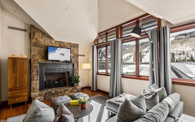 141 Meadow PENTHOUSE G WES Vail, CO 81657