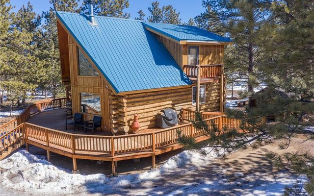 2206 CAMPFIRE Road HARTSEL, CO 80449