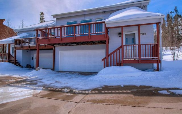 702 Cutty Sark Court SILVERTHORNE, CO 80498