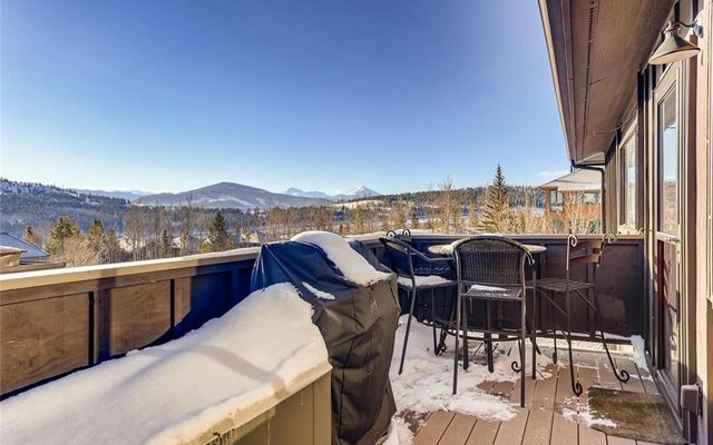 Deck Gore Range Condo 111 - photo 2