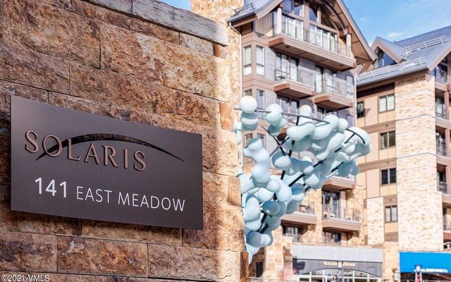 141 Meadow 6E EAST Vail, CO 81657