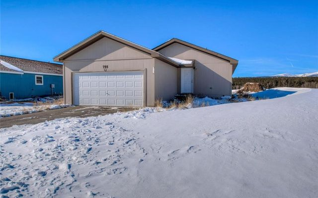 755 TROUT CREEK Drive FAIRPLAY, CO 80440