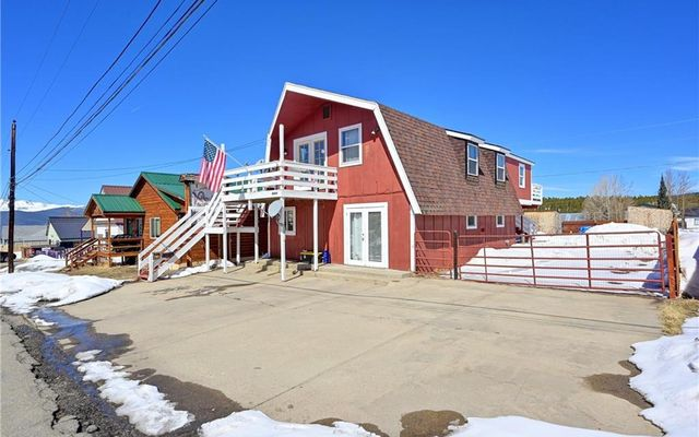 120 E 14th Street LEADVILLE, CO 80461
