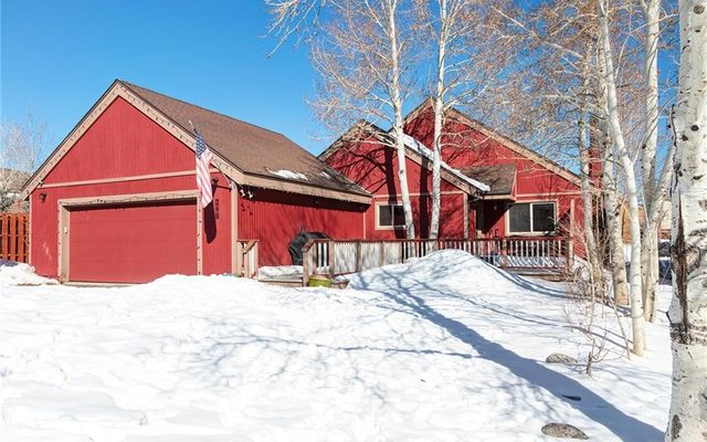 248 E Coyote Court SILVERTHORNE, CO 80498