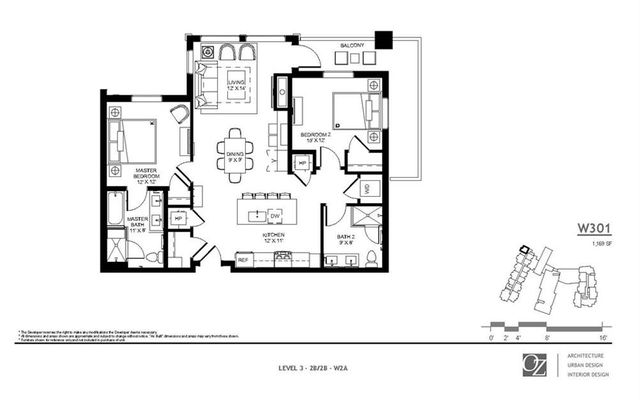 Kindred Residences w301 - photo 4